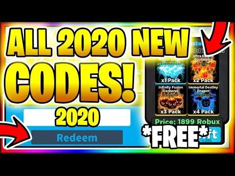 (2020) *ALL* NEW SECRET OP WORKING CODES! Roblox Ninja Legends