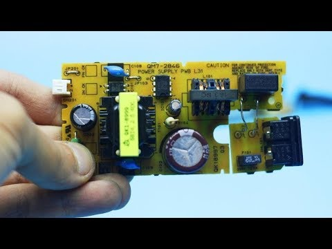 How to increase the current of the power supply