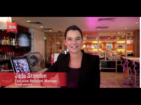 Love your career by employees at ibis Singapore Bencoolen