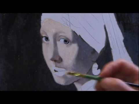Girl with a pearl earring part 1