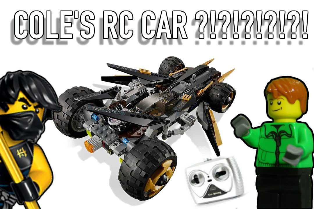 how to build a rc car