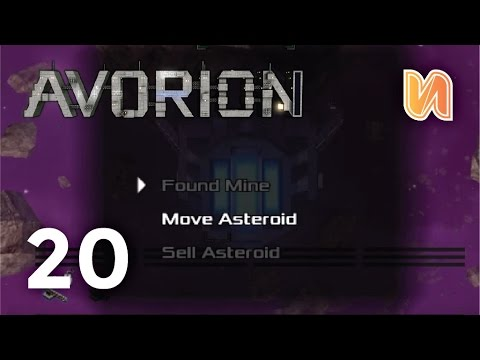 MOVING ASTEROIDS! | Avorion Ep 20 (Correct Video)