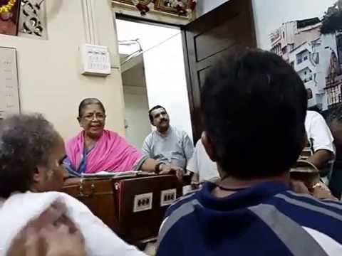 Meera  Rao sings Kunjavani Kanah