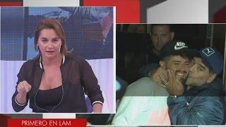 """Nancy Pazos furiosa con Jorge Rial: """"Hacete cargo de quién sos"""""""