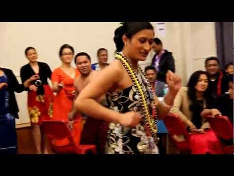 Miss Samoa NZ Celebration