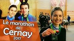 Le marathon de Cernay 2017 | Lapins Runners