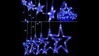 Đèn led dây nháy hình ngôi sao 0906491789