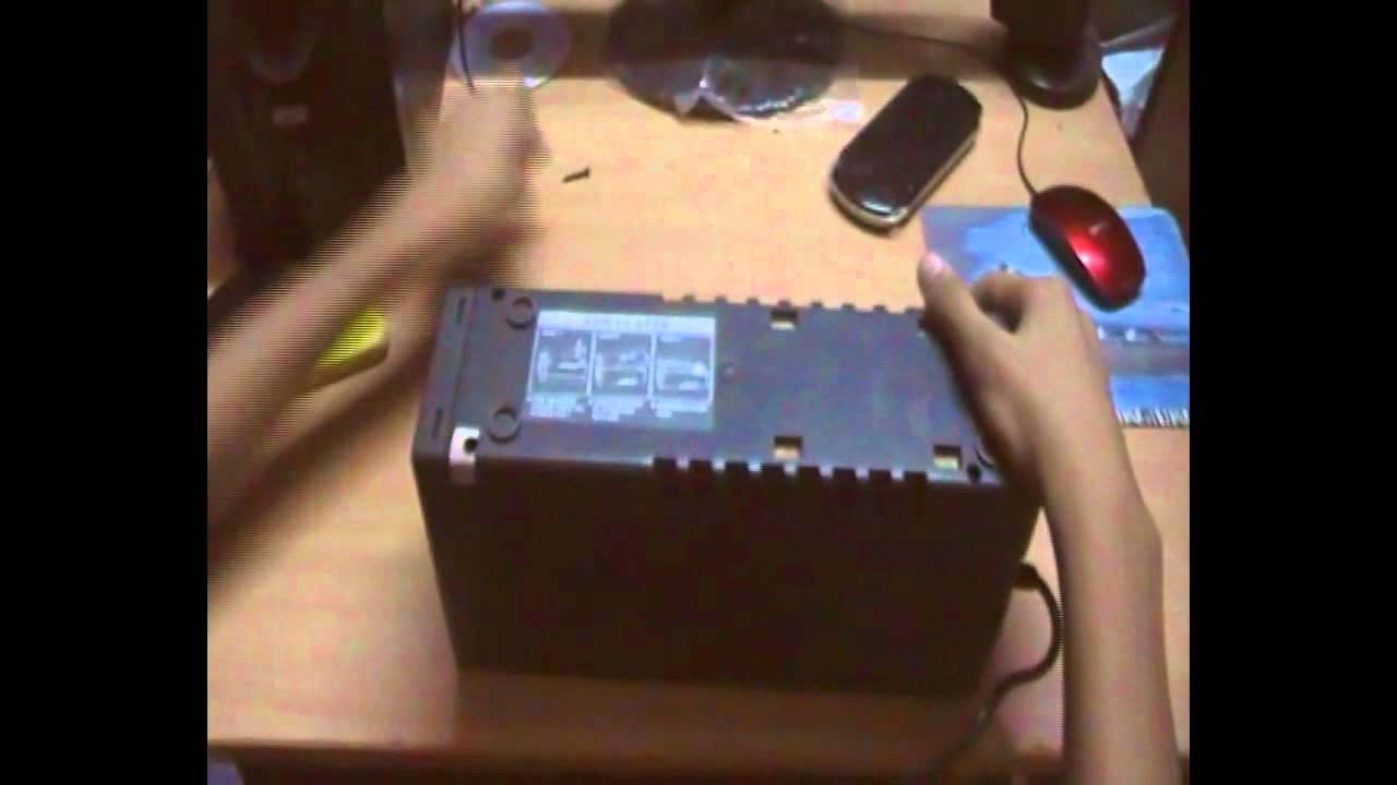 How To Change Ups Battery Youtube Diagram Mesothelial Cells S Inverter Circuit Diagramcircuit