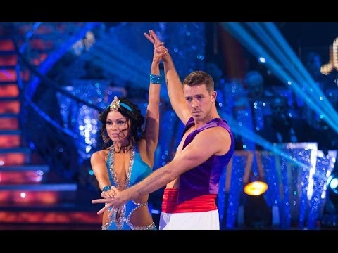 Ashley Taylor Dawson & Ola dance the Rumba to 'A Whole New World' - Strictly Come Dancing - BBC One