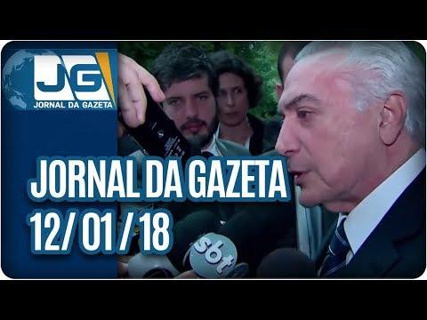 Jornal da Gazeta - 12/01/2017