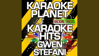The Sweet Escape (Karaoke Version With Background Vocals) (Originally Performed By Gwen Stefani)