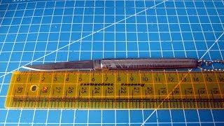 Хороший нож-брелок из Aliexpress