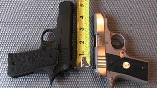 """Baby Rock"" .380 by Rock Island rocks the conceal carry world!"