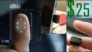 The BEST $25 PC Fingerprint Scanner?!  An Exciting NEW Gadget? Will I Return It? Ep.1