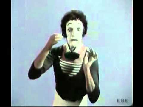 marcel marceau   some very nice sequences