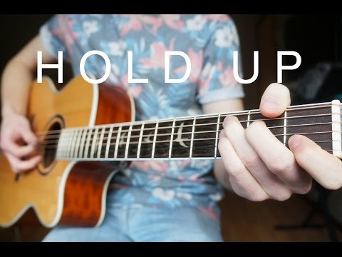 Beyonce - Hold Up - Guitar Cover | Mattias Krantz