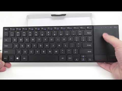 The Best Wireless Keyboard And Mouse Combo | Rii K22