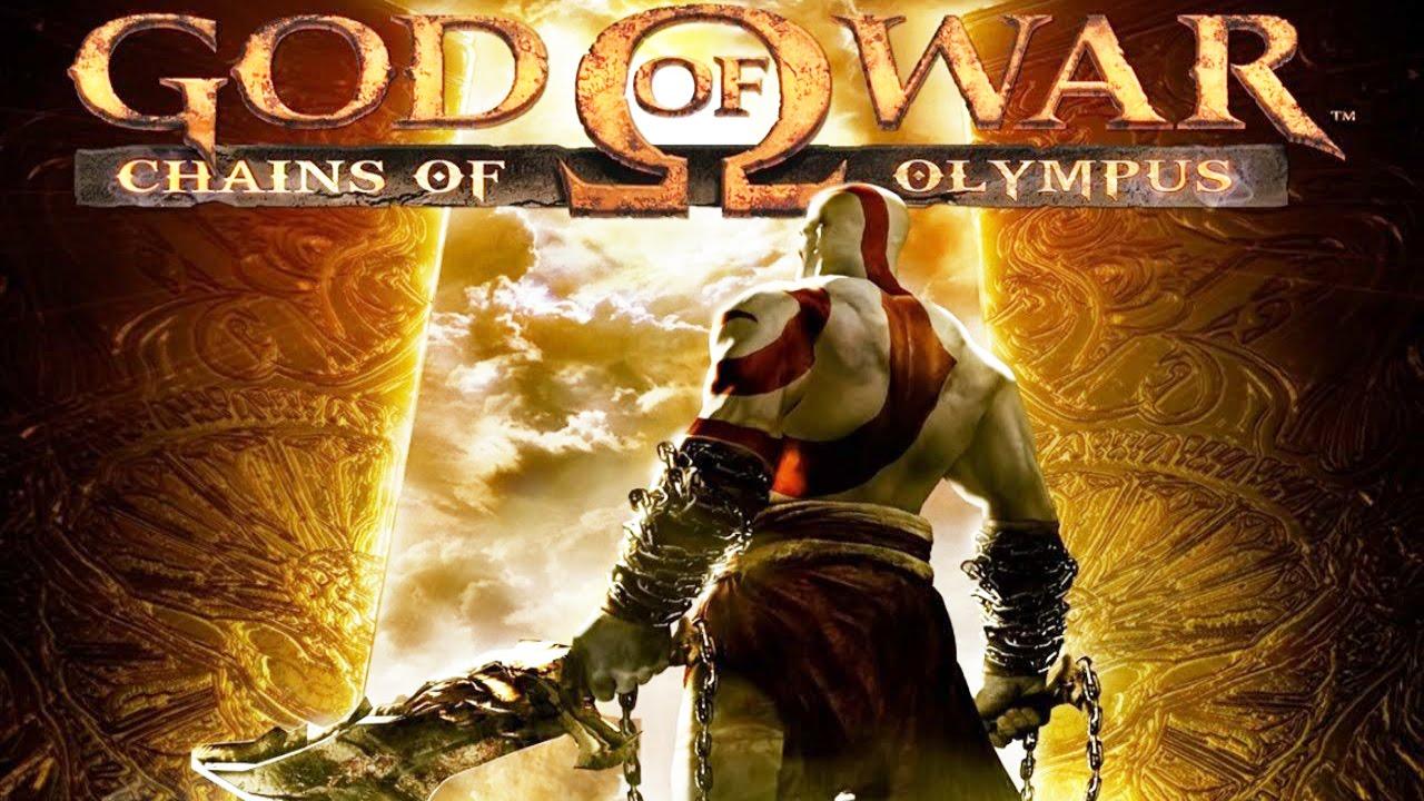 Resultado de imagem para god of war chains of olympus