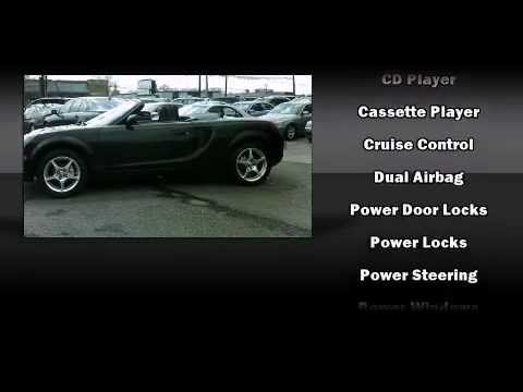 2002 Toyota MR2 Spyder Convertible Sedan Call Now 1 (866) 980-4721