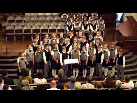 Highlands Latin School Lower School Recitations 2014