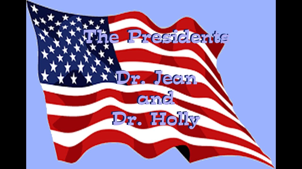 Presidents Day A Patriotic Song From Dr Jean YouTube - States of america song youtube