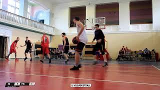 Баскетбол 3x3 | 3.8.19 | За 3-е место | 3К vs  МАТЕРЬ БОЖЬЯ