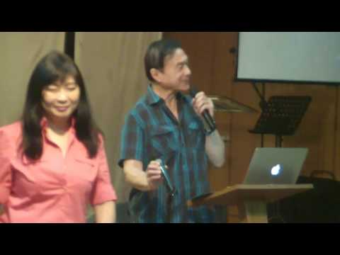 Training Indonesian Tribe - The Elijah Challenge 2015 - Part 1