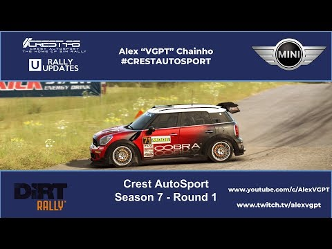 Dirt Rally - Crest AutoSport Season 7 Round 1