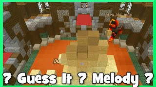 Minecraft - Guess It and Melody with Gamer Chad and Cybernova on Funville