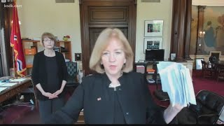 Some calling for St. Louis Mayor Lyda Krewson to resign after Facebook live controversy