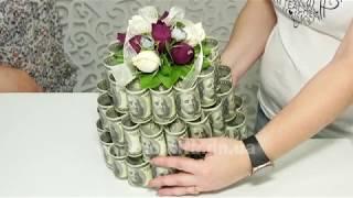 Торт из денег: черпаем идеи для подарков