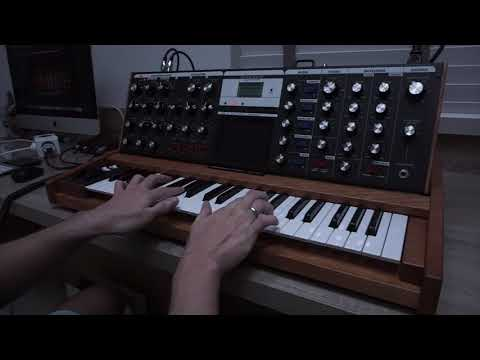 Repeat First Patch - Moog Voyager | Red Bull Music Academy by Red