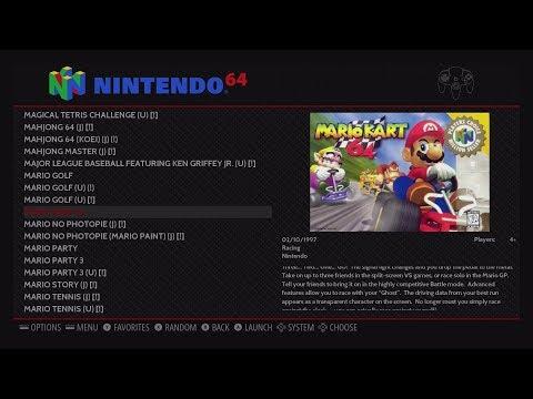 NES Mini? RetroPie 4.4 Retro Gaming Build with Pi 3 B+ and Gameplay Performance Test