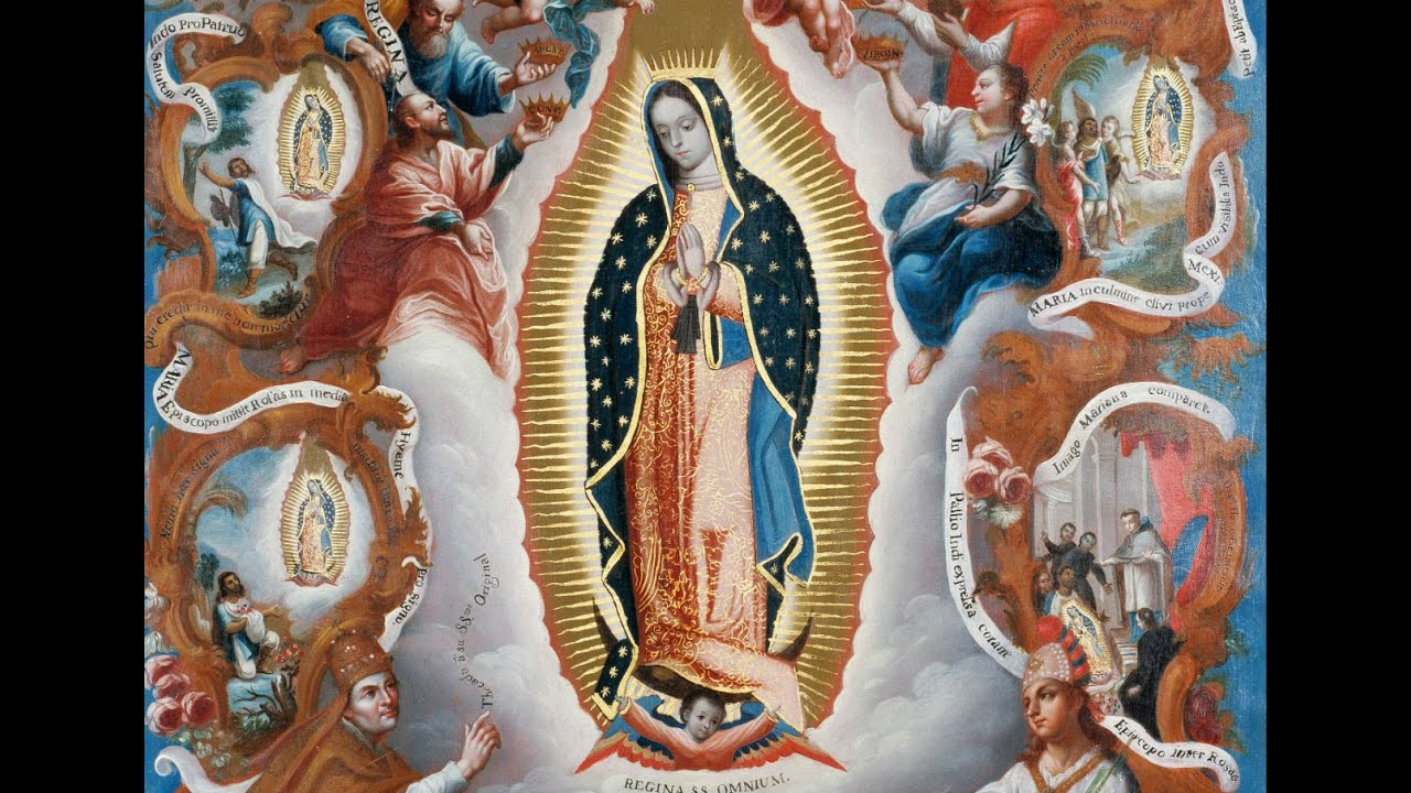 Our Lady Of Guadalupe Hd - Youtube-7525