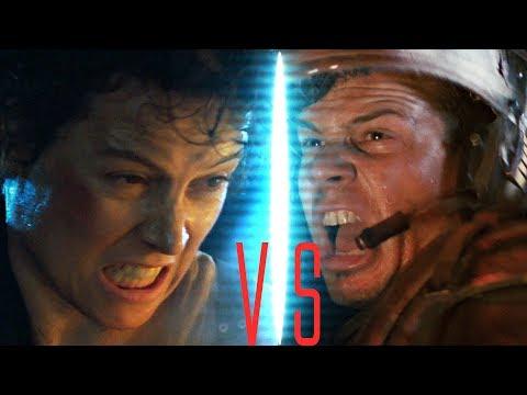 Ripley vs Colonial Marines |