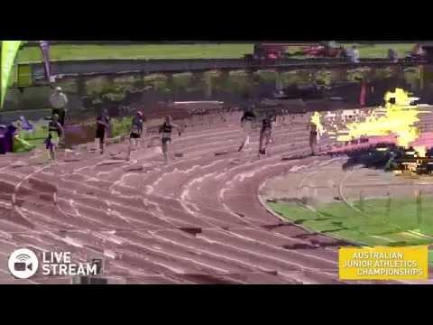 53rd Australian Junior Athletics Championships - Sydney Olympic Park - Saturday Morning