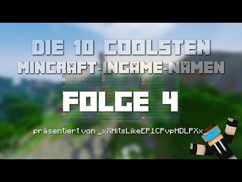 Arten Von Minecraft Namen Minecraft MP Video MP GP Download - Minecraft namen fruher andern