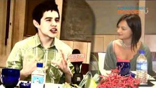 What inspires David Archuleta - RAZORTV RazorPop Pt 4 of 5
