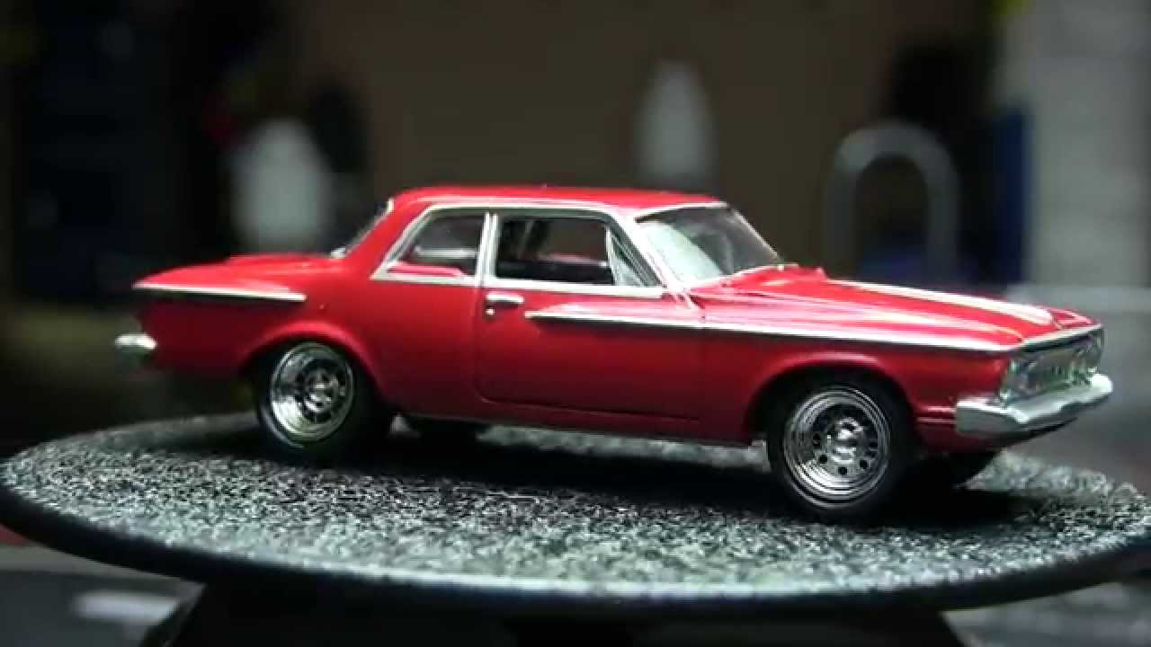 Johnny Lightning Muscle Car Usa Plymouth Belvedere Youtube