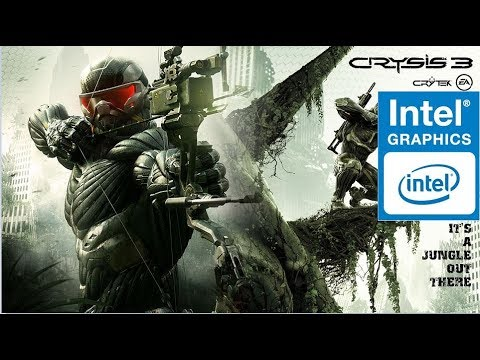 Crysis 3 on Intel HD 630