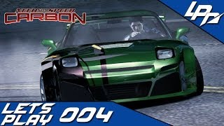 NEED FOR SPEED CARBON Part 4 - Battle gegen Kenji (HD) / Lets Play NFS Carbon