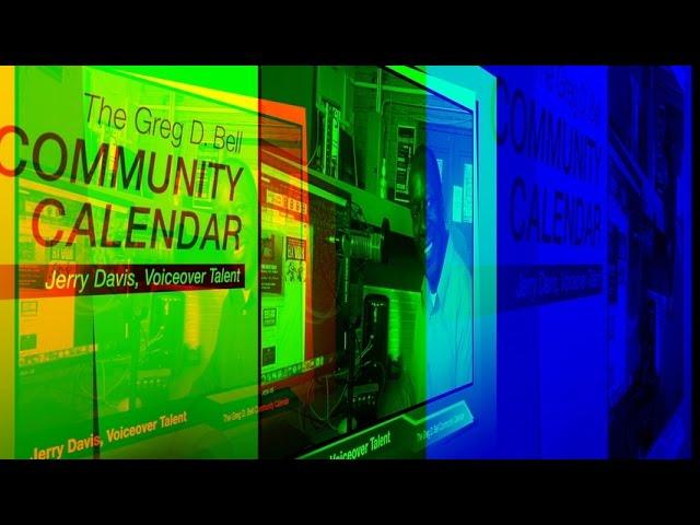 Community Calendar | July 14 - 17, 2016