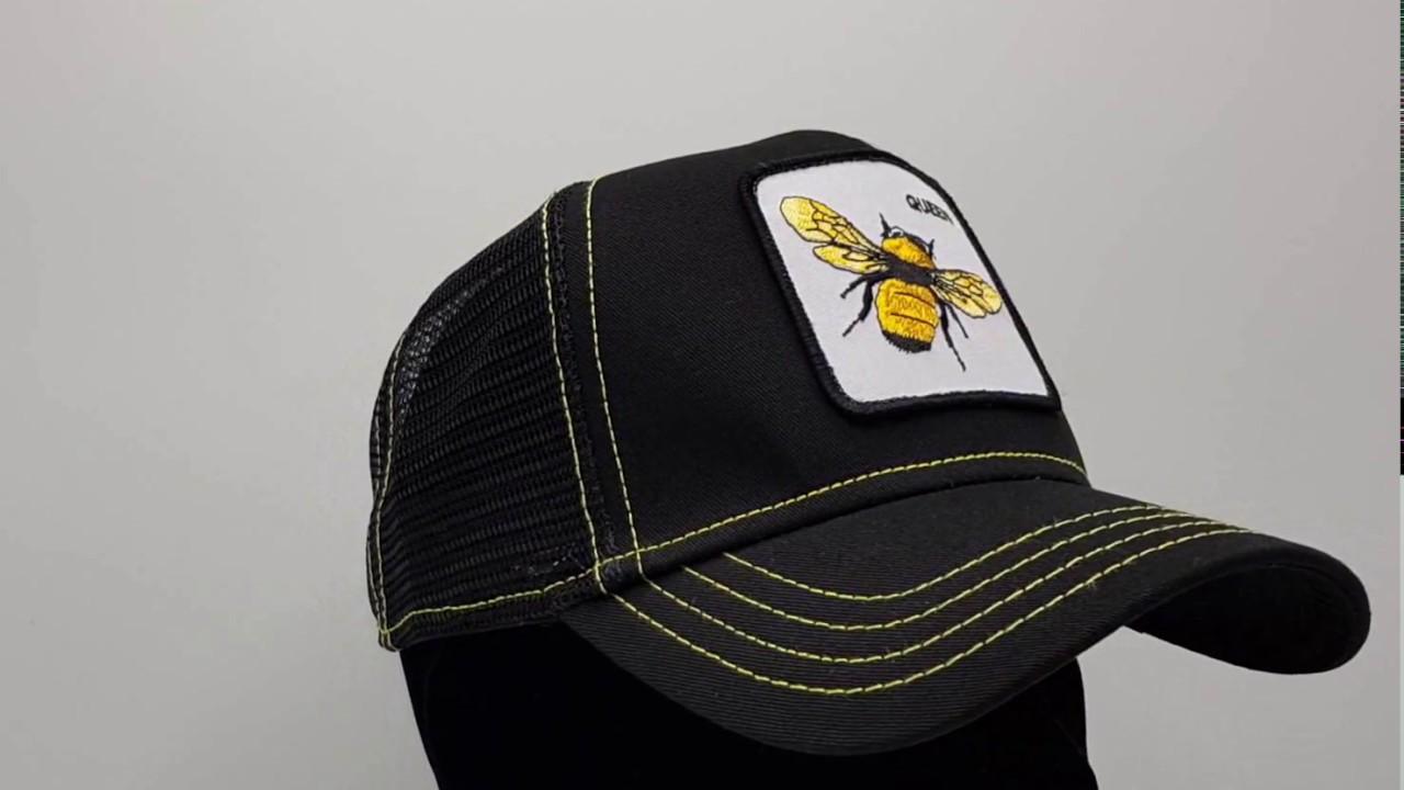 69013e94f2786 Goorin Bros. Queen Bee Trucker cap - Black - €34