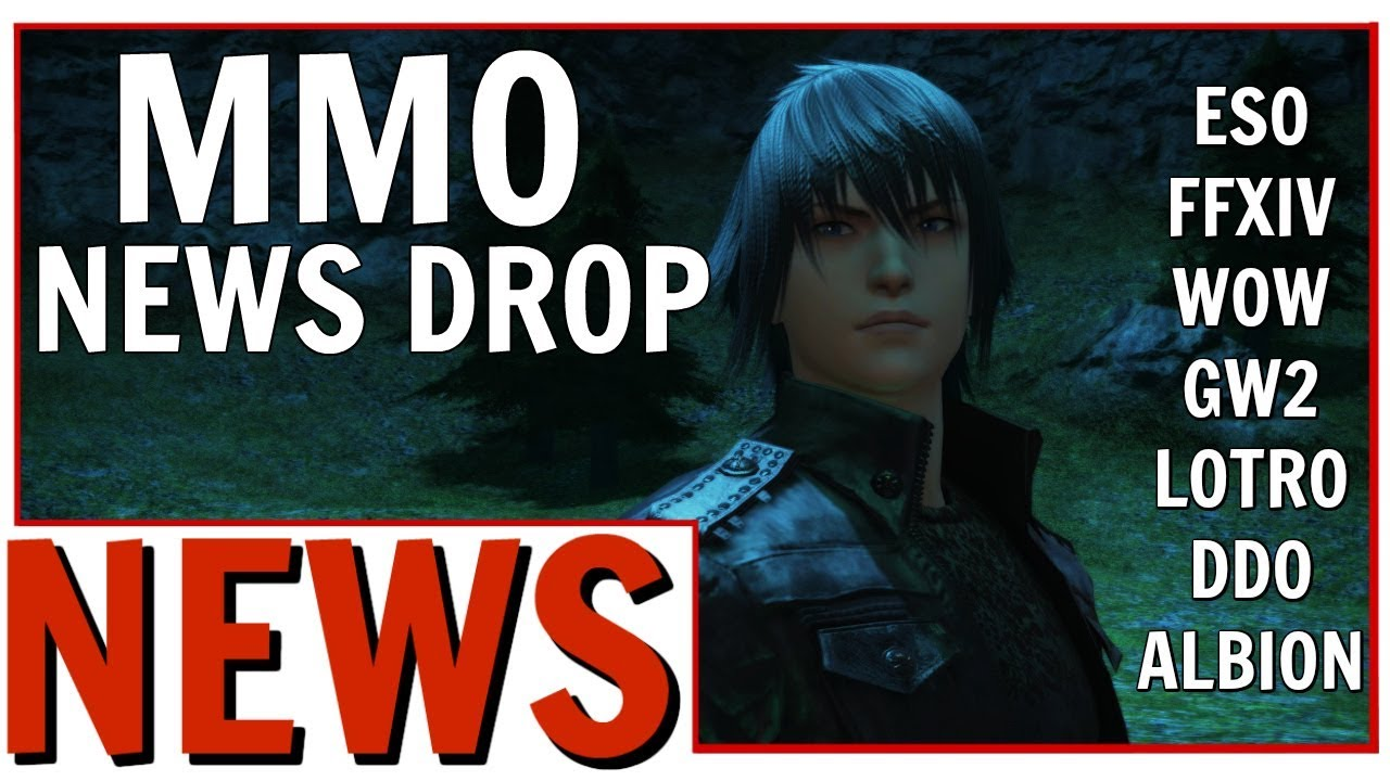 MMO News Drop: ESO Elsweyr PTS, FFXIV Crossover, GW2 Updates, WoW Classic  Beta and More