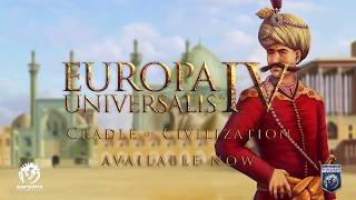 Europa Universalis IV: Cradle of Civilization — трейлер релиза