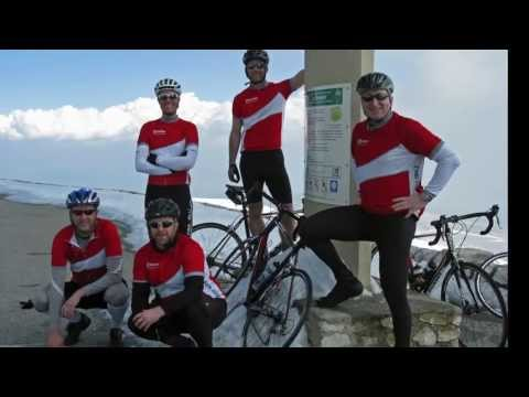 Mont Ventoux with Exodus Travels