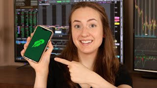 Robinhood Investing for Beginners (How to Buy a Stock, Sell, DRIP Dividend Reinvestment Plan)