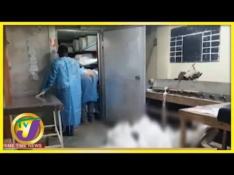 Covid Deaths Burden Funeral Homes   Mandatory Vaccination   Oxygen Crisis