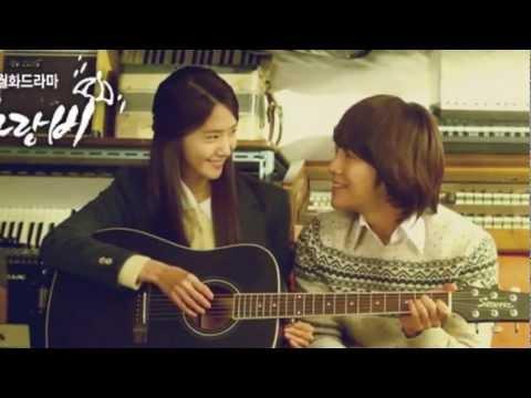 Im Yoon Ah ft Jang Geun Seuk   One summer night