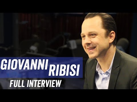 Giovanni Ribisi  'Sneaky Pete', 'Avatar', Method Acting  Jim Norton & Sam Roberts